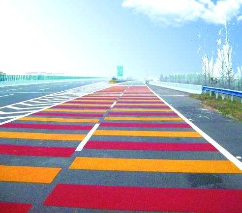 彩色防滑路面胶粘剂