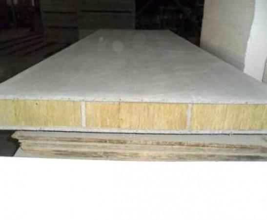 水泥夹芯板
